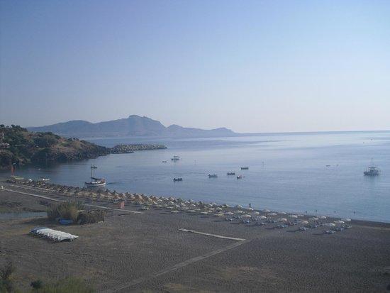 TUI Sensimar Lindos Bay Resort & Spa: Zimmeraussicht