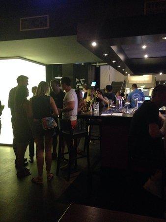 Mosaic House: restaurante e bar