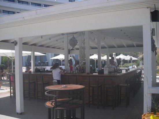 TUI Sensimar Lindos Bay Resort & Spa: Poolbar