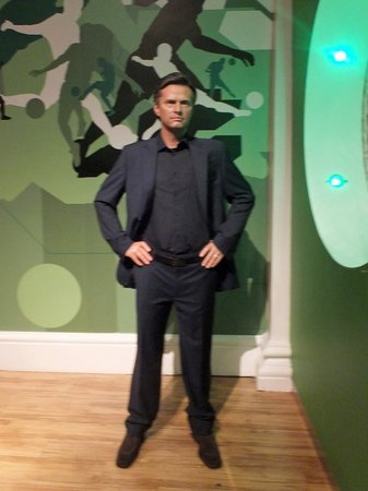 Madame Tussauds London: José Mourinho