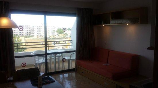 Sol de Alcudia Apartamentos: Living Area