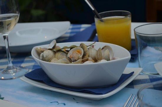 Restaurant La Sirena: Seafood