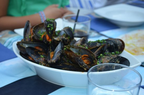 Restaurant La Sirena: Mussels