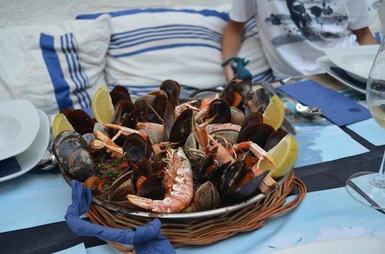 Restaurant La Sirena: Paella