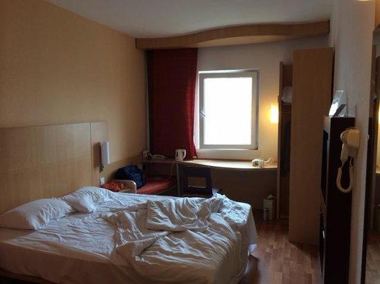 Hotel Ibis Shanghai Lianyang: 客室