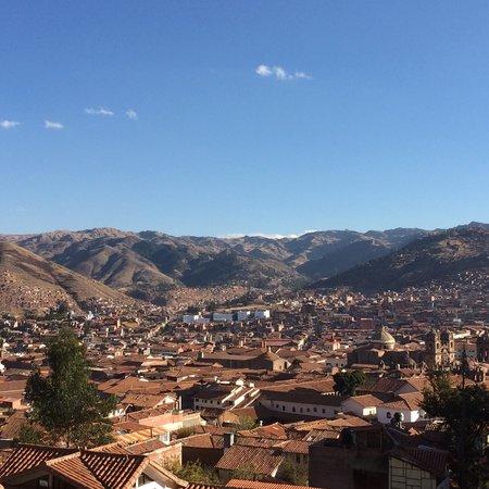 Samay Wasi Youth Hostels Cusco: A única coisa que vale a pena é a vista