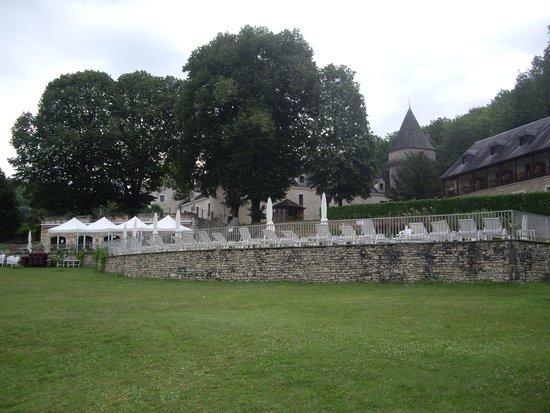 Chateau de la Fleunie: un petit aperçu...