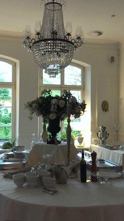 Hotel Hochzeitshaus: Platz für Buffet
