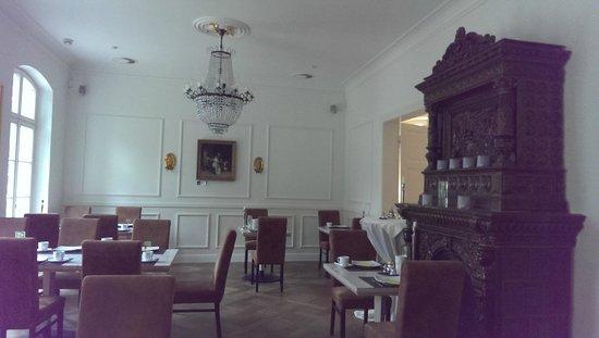 Hotel Hochzeitshaus: eingedeckt zur Familienfeier