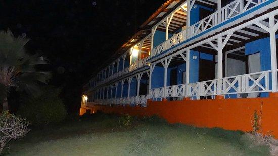Sol Caribe Campo: Vista nocturna