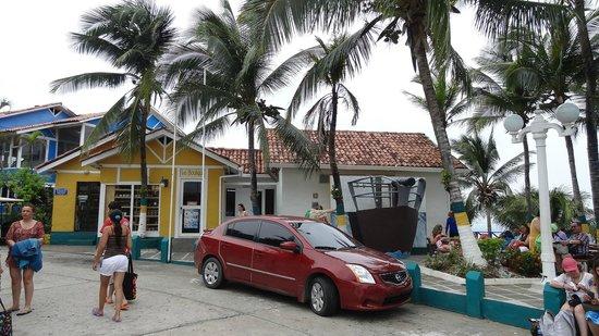 Sol Caribe Campo: Alrededores