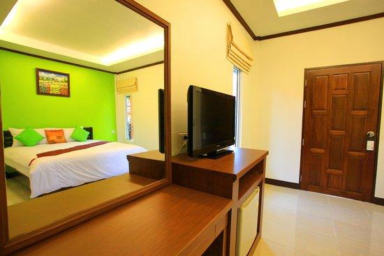 Lanta Pavilion Resort : Deluxe Bungalow
