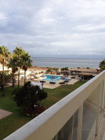 Marina Palace by Intercorp Hotel Group: View from room A203