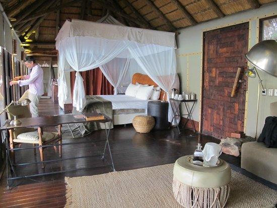 Wilderness Safaris Serra Cafema Camp: Suite