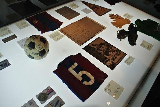 Camp Nou: Muzeum