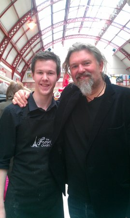 The French Oven: Hairy Bikers Day