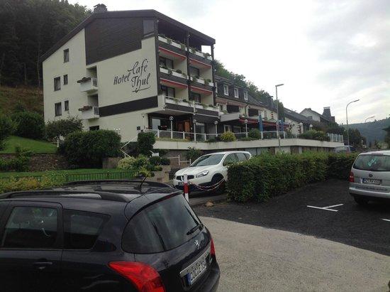 Moselromantik-Hotel THUL: hotel