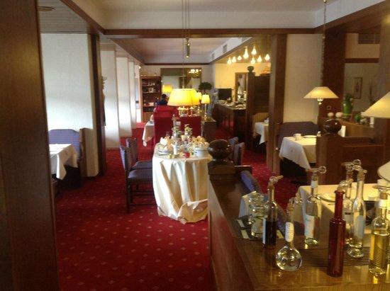 Moselromantik-Hotel THUL: restaurant