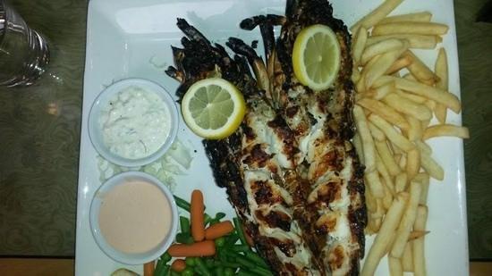 Al Meshwar Restaurant: lobster