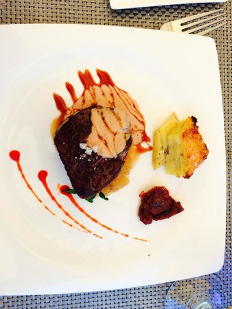 Restaurante La Orza: Solomillo