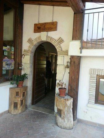 Agriturismo Valle Tezze : Entrata