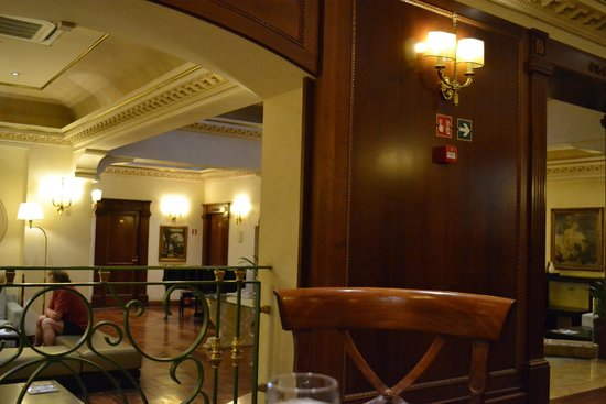 River Palace Hotel: Lounge bar