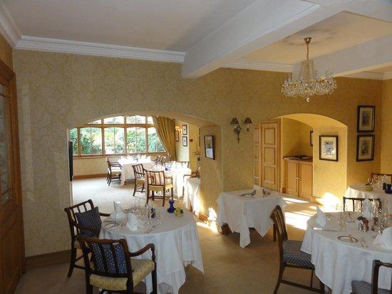 Kinloch House: Dining Room