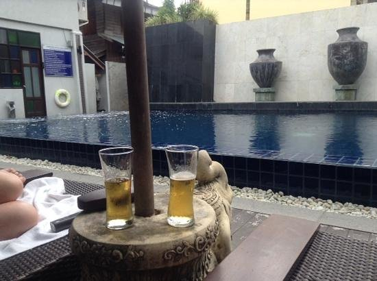 De Lanna Hotel, Chiang Mai: relax!