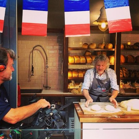 The French Oven: Filming for Inside out