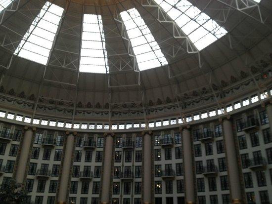 West Baden Springs Hotel: Atrium Dome