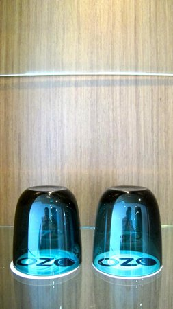 OZO Colombo: receptacles