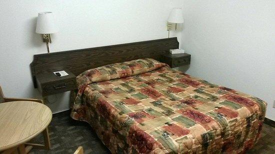 Adventure Inn: Il letto