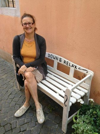 Niederburg: First time I decided to publish one photo of myself on TripAdvisor (in old town Konstanz)