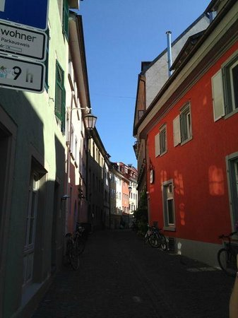 Niederburg: Small and cozy old town