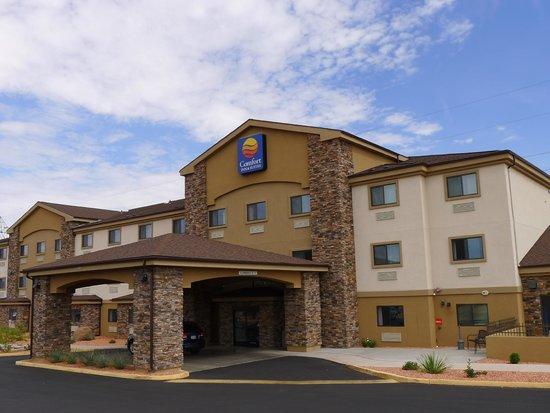 Comfort Inn & Suites: Vue de l'hotel