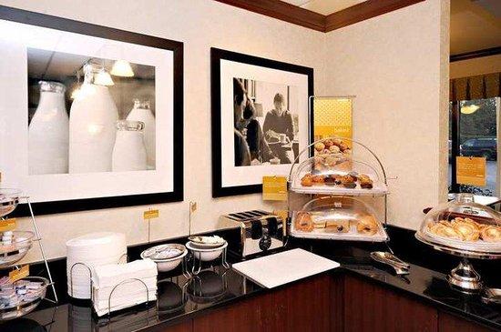 Hampton Inn Atlanta - Cumberland Mall / NW: Restaurant