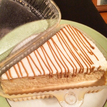 Oasis Cafe At Key Biscayne: Tres leches