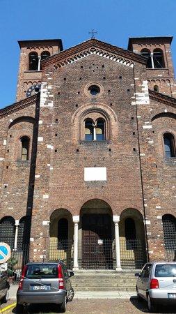 Chiesa di San Sepolcro: .