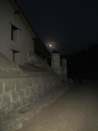 La Purisima State Historical Park: It gets really dark in the country!
