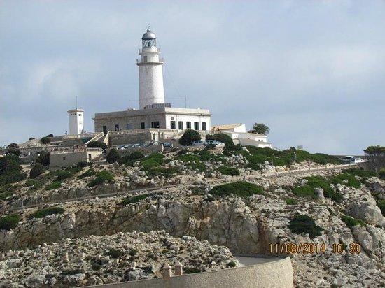 Cap de Formentor: Formentor Lighthouse