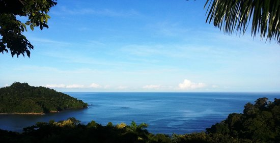 Tulemar Bungalows & Villas: Stunning View from Casa Panorama/Tulemar