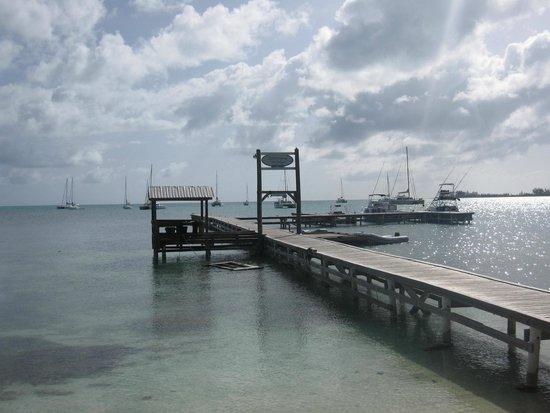 Anegada Island: Anegada Reef Hotel Dock