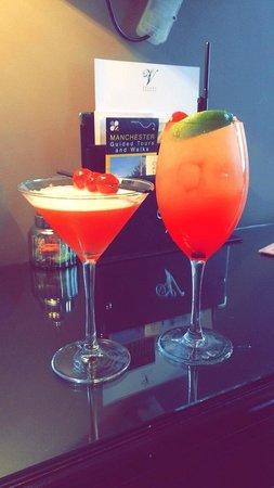 Velvet Hotel: Cocktails ��