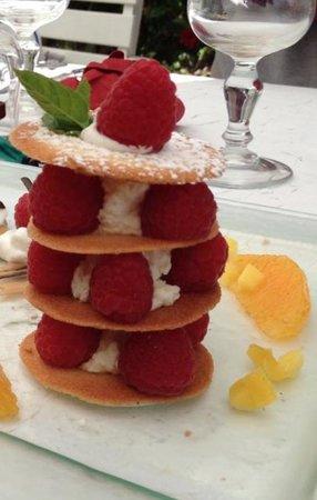 Le Sansot : dessert