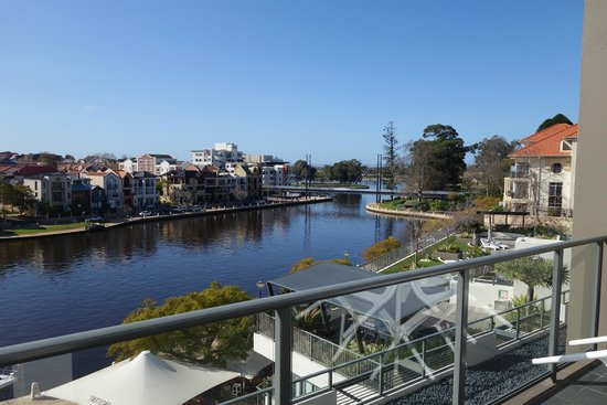 The Sebel East Perth: Gorgeous River View