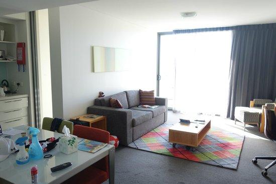 The Sebel East Perth: Living Room