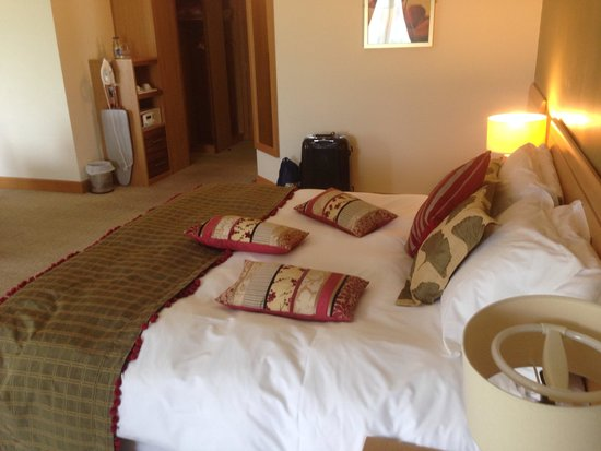 Glasson Country House Hotel & Golf Club: The room