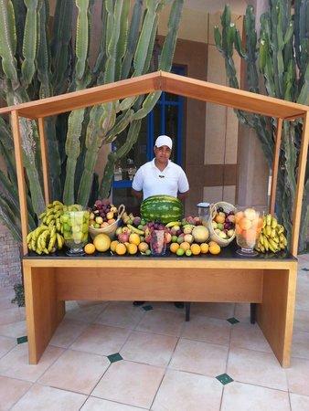 Le Médina Essaouira Hôtel Thalassa Sea & Spa - MGallery Collection : Authentique gourmand