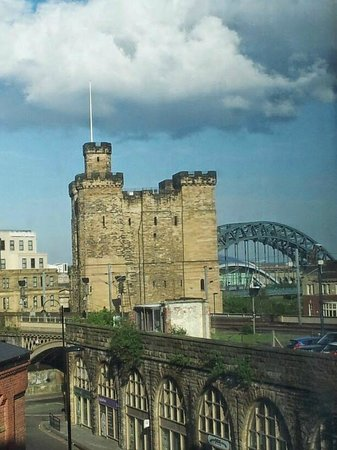 Sleeperz Hotel Newcastle: Room view