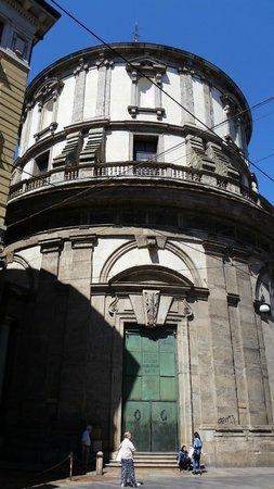 Civico Tempio di San Sebastiano : .
